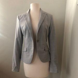Express gray blazer